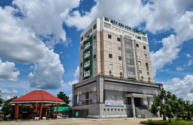 Bệnh Viện Mắt Sài Gòn - Cần Thơ