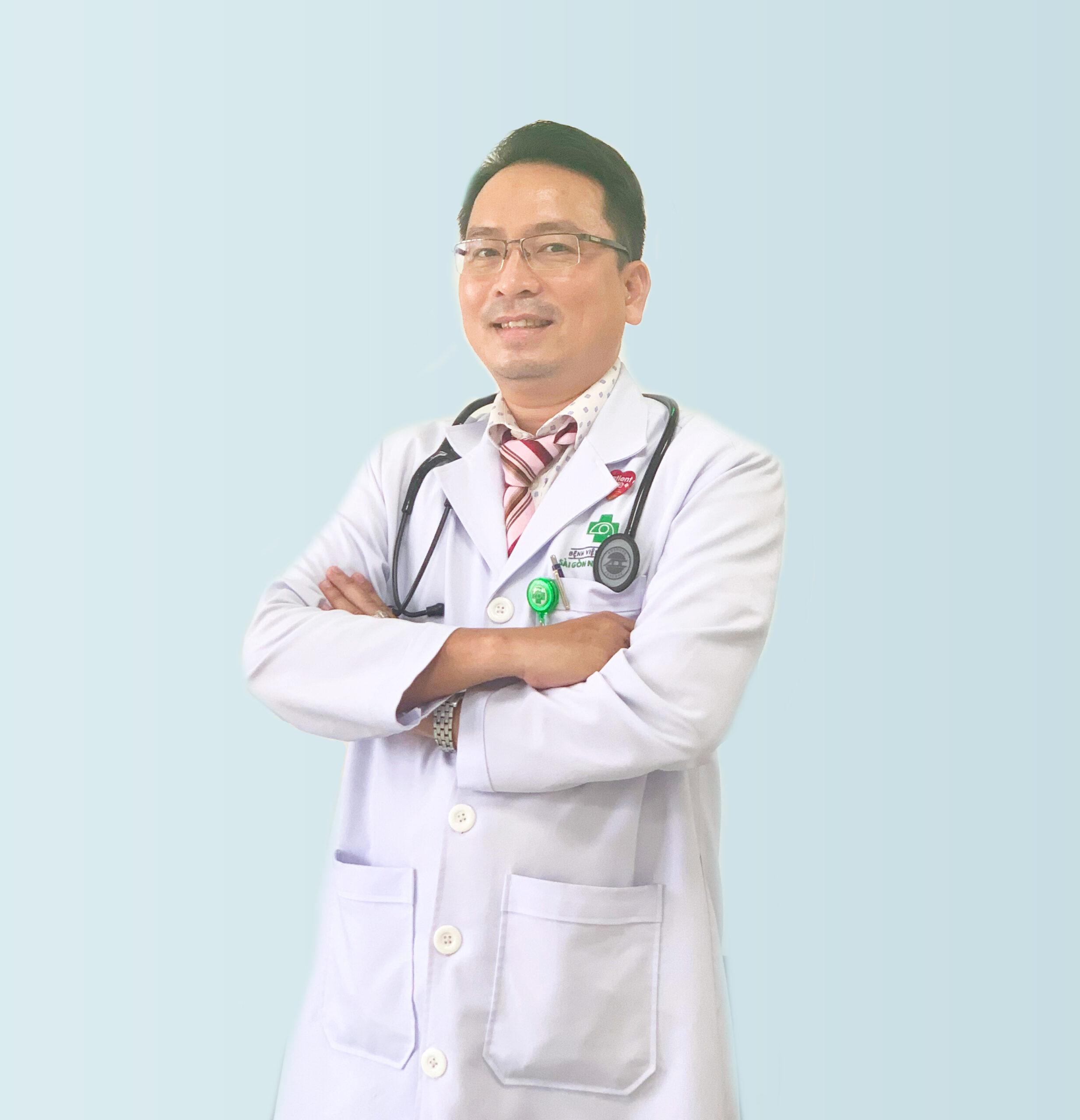 BS CKI Trần Thanh Phong
