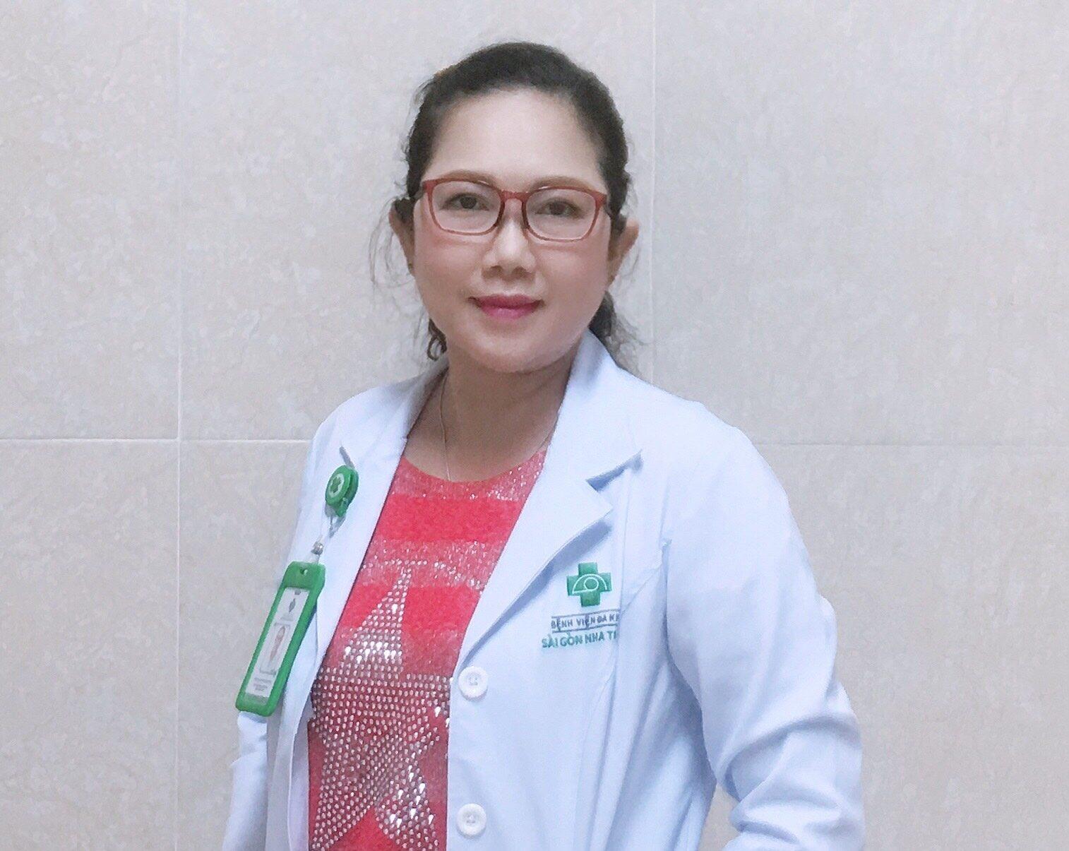 BS CKI Nguyễn Thủy Tiên