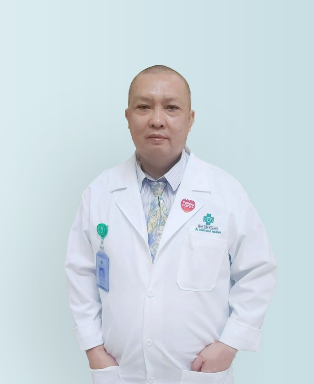 BS CKI Nguyễn Trí Nhân