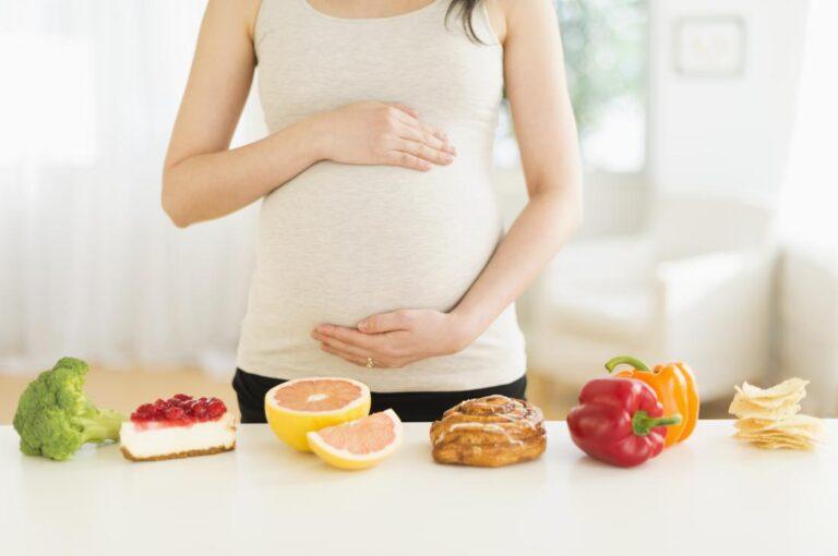 Vitamin và dưỡng chất trong thai kỳ