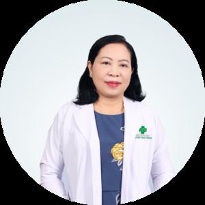 Bác sĩ Ck1 Nguyễn Thị Dạ Hương