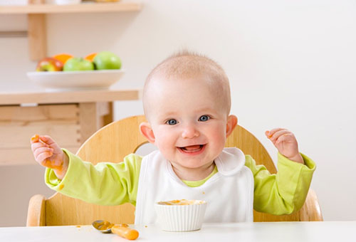 Giải pháp cho trẻ biếng ăn