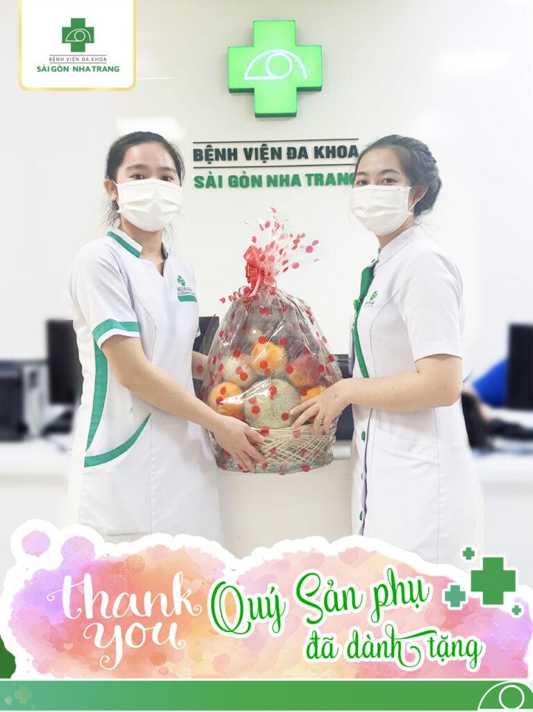 Niềm vui cuối ngày của BVĐK Sài Gòn Nha Trang