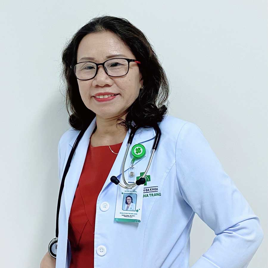 BS CKI Phan Thị Kim Loan