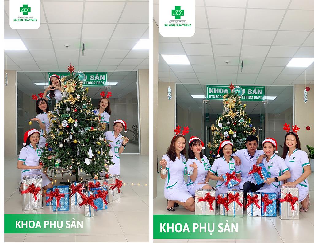 Những hình ảnh đáng yêu của Khoa Phụ Sản của bệnh viện đa khoa Sài Gòn Nha Trang