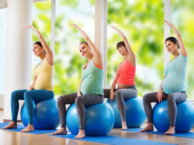 Làm thế nào để luôn năng động và khỏe mạnh khi mang thai?